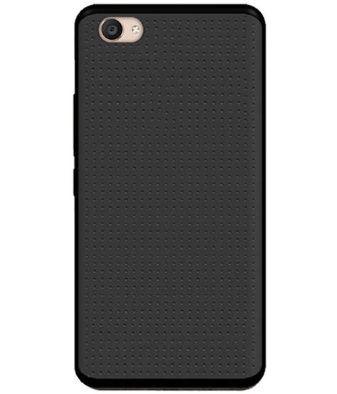 Silicon Casing Softcase Polkadot Vivo V5 Plus vivo v5 plus soft silicon cases carefone black plain back covers at low prices