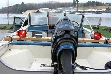 tow boat us towing plans how to build a light bar trailering boatus magazine