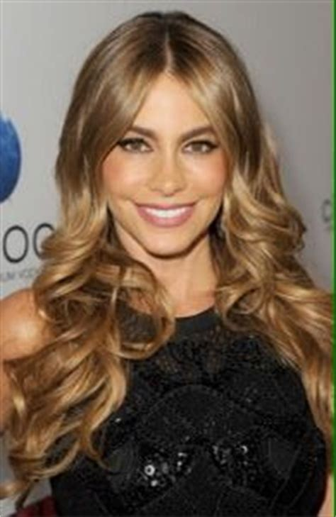 sofia vergara hair color sofia vergara hair color hair beauty pinterest