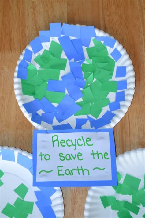 earth day arts and crafts for earth day mosaic mosaics preschool and secret gardens