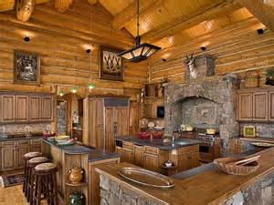 log cabin kitchen cabinets log cabin kitchens with modern and rustic style homestylediary com