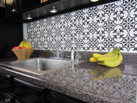 cutting tile backsplash 198 best stenciled painted kitchens images on