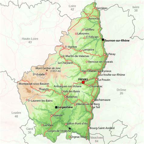 Antraigues, l'Ardèche et l'Angelot: soleil, nature, culture et Jean Ferrat L' Angelot