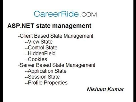 state pattern youtube asp net state management system tutorial youtube