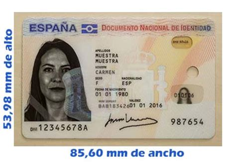 Cuanto Cuesta El Dni En Canning Las Tosca | image gallery dni