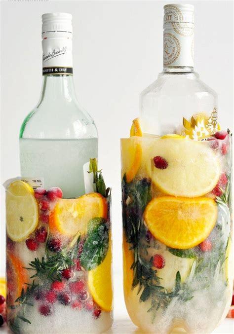 Detox Cocktails La Coprporate Events by Comment Faire Un Seau Glac 233 Avec Des Fleurs Et Fruits