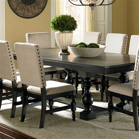 silver dining room set casual dinette sets black
