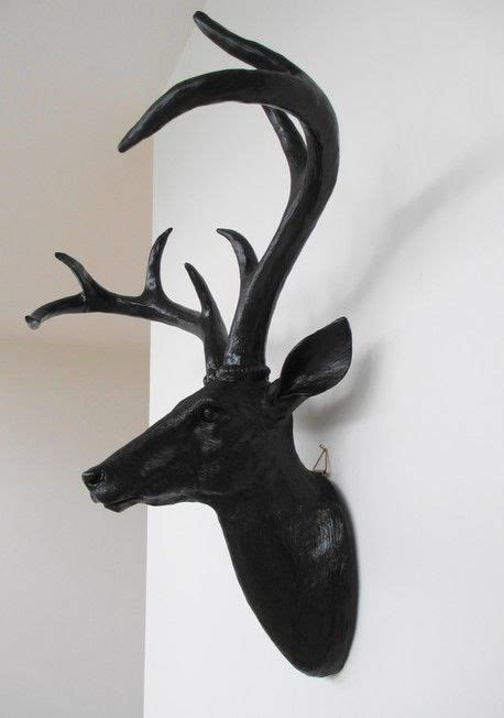 stag head home decor 1000 images about home alternative decadent decor on