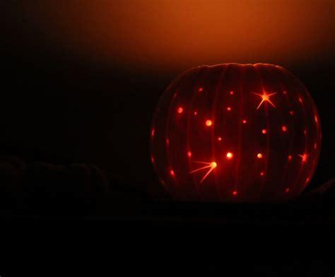 lit pumpkin a way pumpkin all lit up gardenista