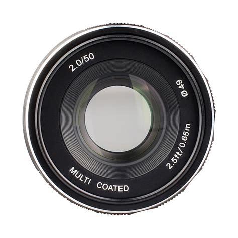 Meike For Fujifilm 50mm F20 Aps C meike 50mm f2 0 objektiv f 252 r fujifim x mount