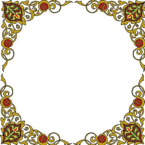 islamic pattern page border free islamic border download free clip art free clip art