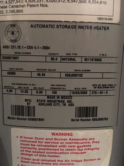 state water heaters state water heaters