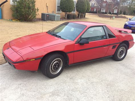 where to buy car manuals 1986 pontiac fiero regenerative braking picture of 1986 pontiac fiero base exterior