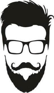 French Home Designs Mustache And Beard Clipart 87