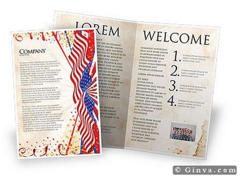 bookmark template 13 download in pdf psd word