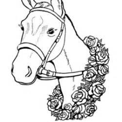 Free Printable Horse Coloring Pages For Kids Coloring Coloring In Pages