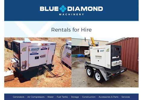 new 2018 blue 13kva diesel generator 240v solar