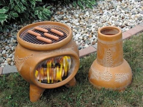 Outdoor Clay Pit 17 Best Ideas About Clay Pit On Chiminea