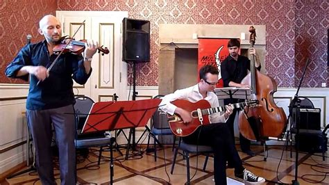 hot club de swing hot club de cologne plays quot minor swing quot youtube