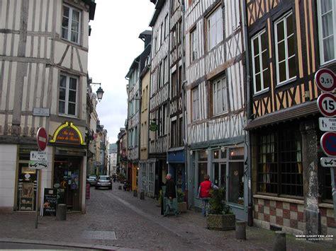 top world travel destinations rouen france
