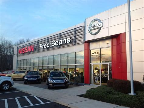 Fred Beans Jeep Service Fred Beans Nissan Of Doylestown At 4469 W Sw Road