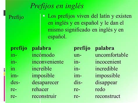 Imagenes En Ingles Y Su Significado En Español | cap 237 tulo 3 el espa 241 ol para nosotros ppt descargar