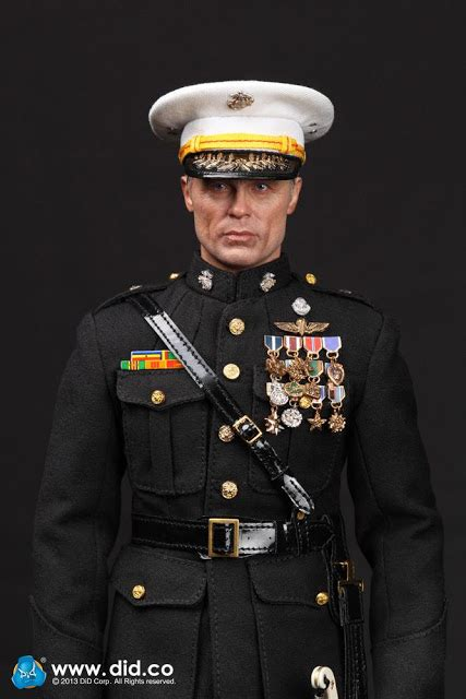 Marine Corps Officer by Toyhaven Preview Did 1 6 Scale Usmc Recon Brigadier