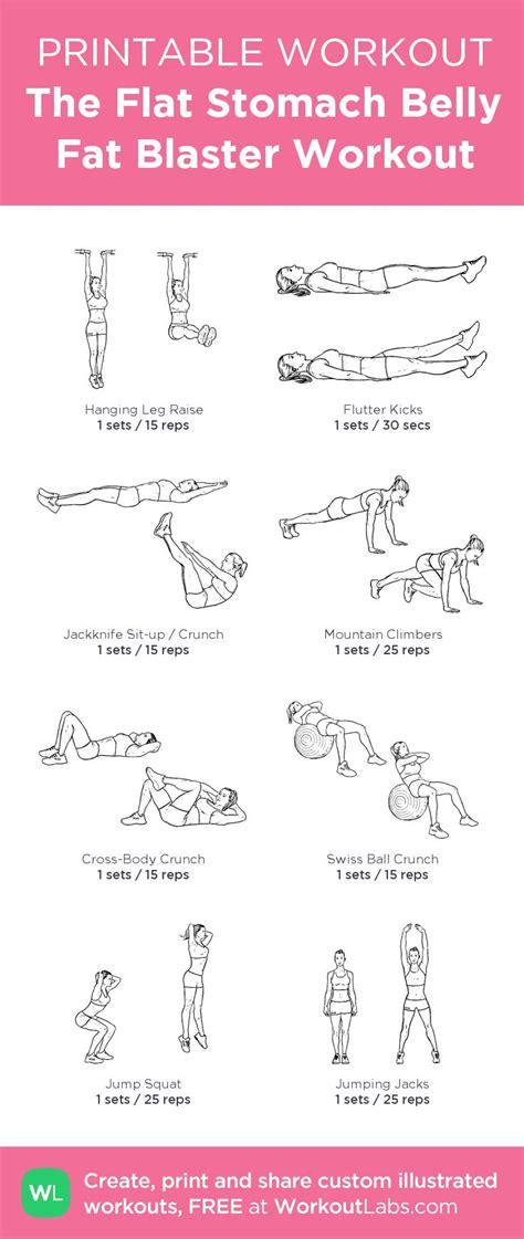 best 25 flat stomach workouts ideas on stomach workouts flat stomach and tummy workout