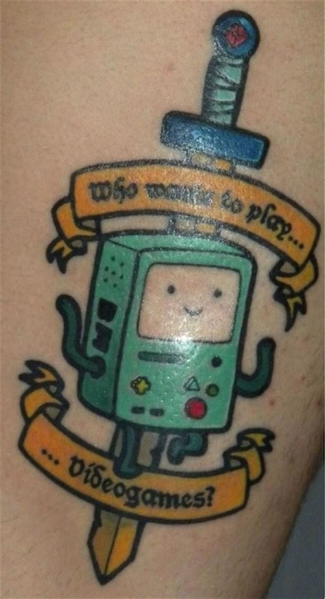 30 tattoos that will make your inner child s head explode