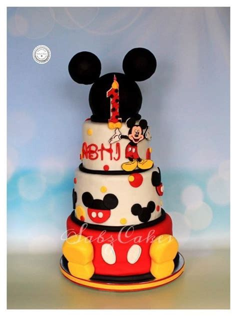 ideas  mickey mouse cake topper  pinterest mickey mouse cake mickey mouse