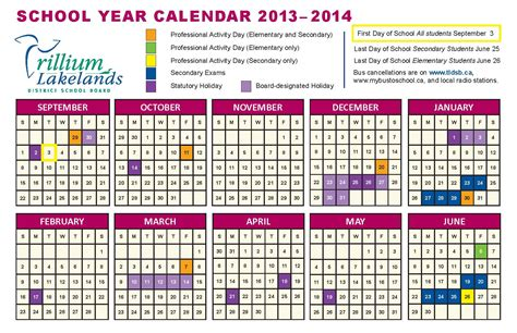 2014 school calendar template yearly calendar 2013 2014 new calendar template site