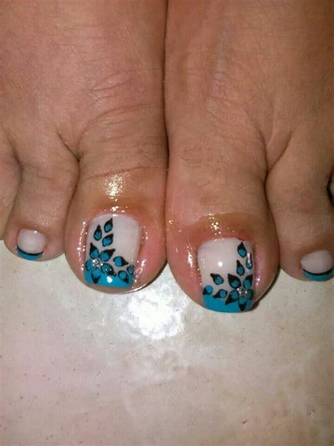 imagenes de uñas decoradas sencillas para los pies 17 mejores ideas sobre u 241 as de los pies en pinterest