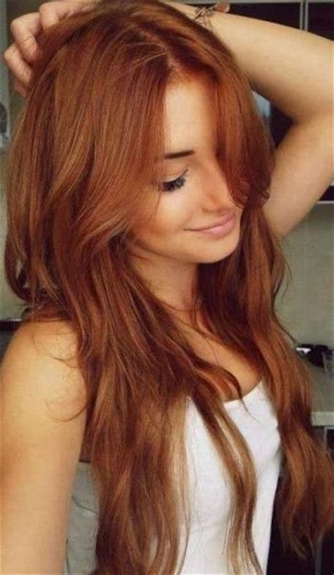 hairstyles for long hair red layered auburn red hairstyle for long hair hairstyles weekly