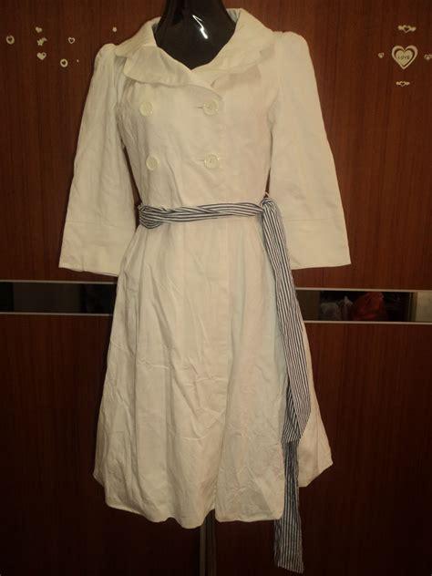 Riani Maxi Putih Batik Cokelat kain buat blouse barang banyak baik blouse putih gorgeouss