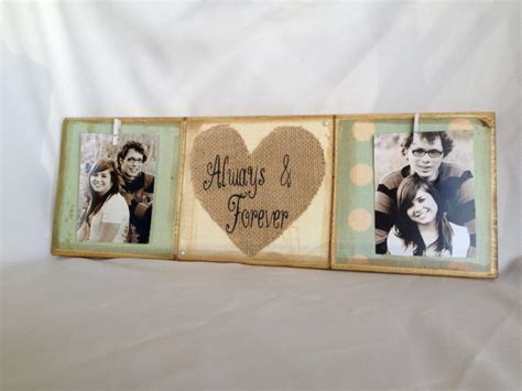 Personalized Wedding Gift/decoration Always And Forever