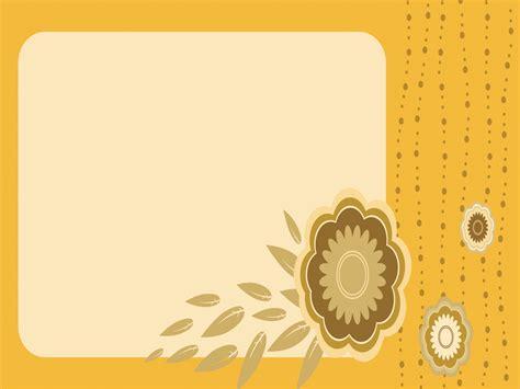 vintage floral frame backgrounds border frames ppt border frames powerpoint templates free ppt