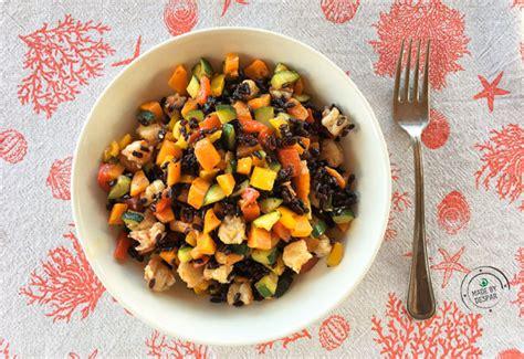 come cucinare riso venere in cucina con la redazione come preparare l insalata di