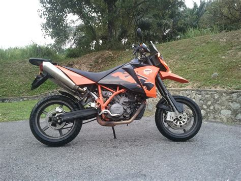 Ktm To Melaka Ktm Sm 950 Used For Sale From Melaka Melaka City Adpost
