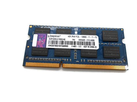 Ram 4gb Pc3l kingston 4gb pc3l 12800s dimm memory ram acr16d3ls1ngg 4g