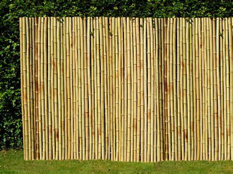 bamboo fences uk bamboo