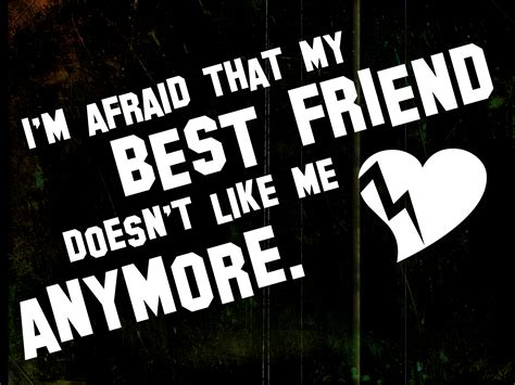 Brown Doesnt Feel Anymore by My Best Friend Hates Me Quotes Quotesgram