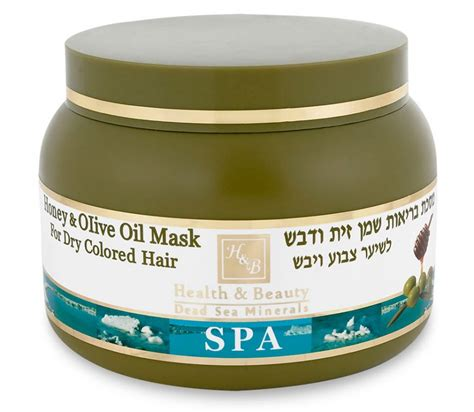 Shoo Olive Herbal hair treatment olive h b dead sea olive and