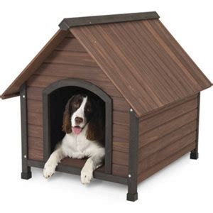 aspen dog house aspen pet ruff hauz peak roof dog house 50 to 90 lb at tractor supply co