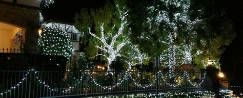 west coast lights the christmas light experts