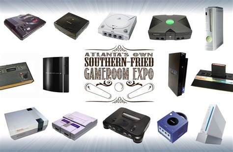 console gaming classic console added 171 southern fried gaming expo
