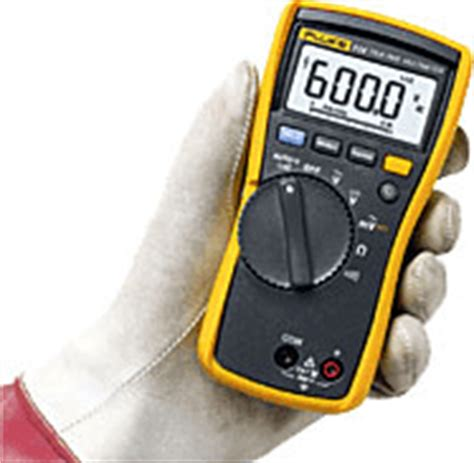 how to test capacitor with fluke multimeter fluke 115 field service technicians multimeter farwest corrosion