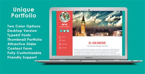 Responsive Adobe Muse Templates Themes Free Download 56pixels Com Cool Portfolio Templates