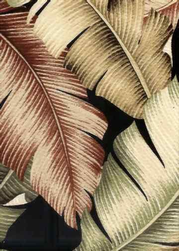 upholstery hawaii banana split barkcloth hawaii fabrics vintage style