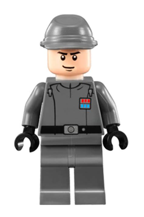 Lego Imperial Officer by Lego 12 Minifig Run
