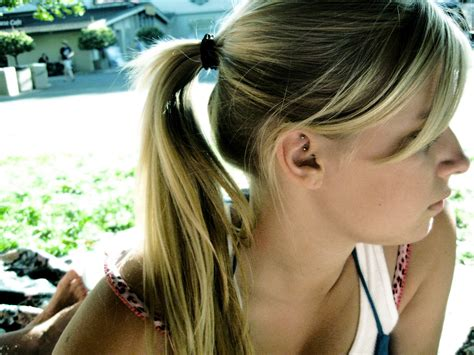 ponytail hairstyle ideas  girls  hot hair trends